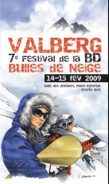 7 festival BD Valberg