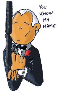 c'est moi 007, Mariuss Bond