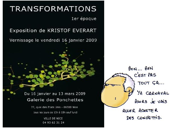 affiche transformations
