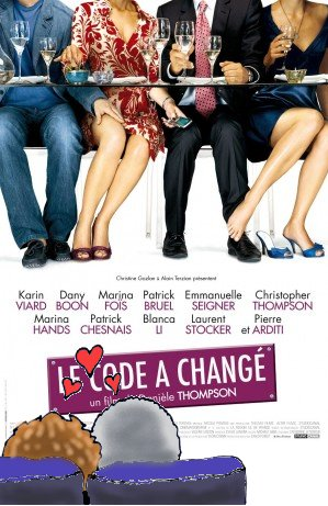 au cinema code a change