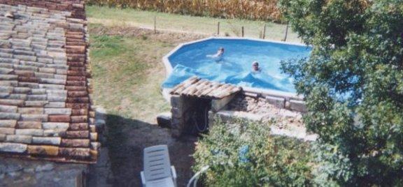 toit réparé piscine opé
