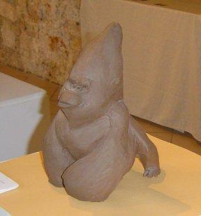 Eysseric gorille