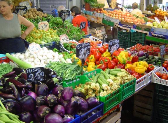 frutti i verduri A