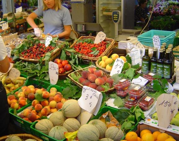 frutti i verduri B