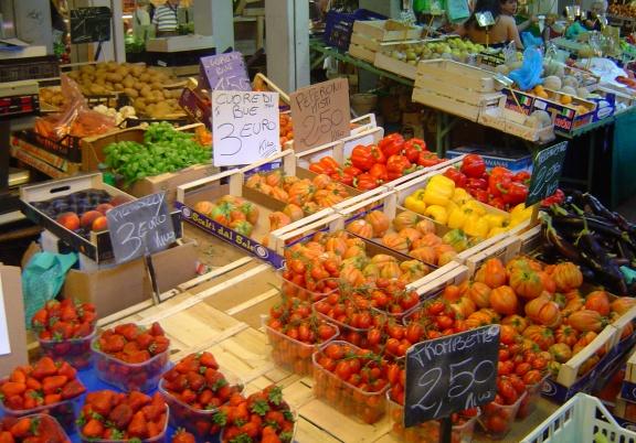 frutti i verduri C