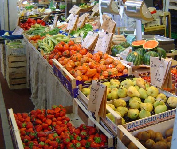 frutti i verduri D