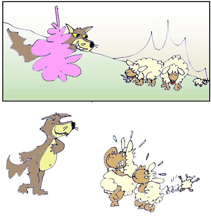 les moutons 1