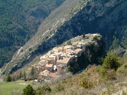 village Croix/roudoule