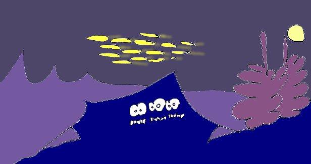 ovni 2 l'essaim lumineux
