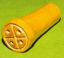 marque en buis pour le pain