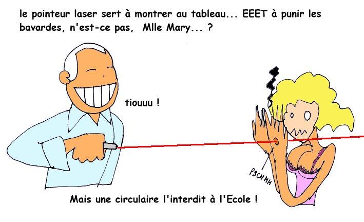 pointeur laser 1