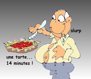 tarte 14 minutes