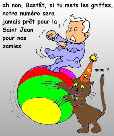 Saint Jean, le numéro 1