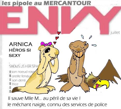 Envy Arnica et Mlle M...